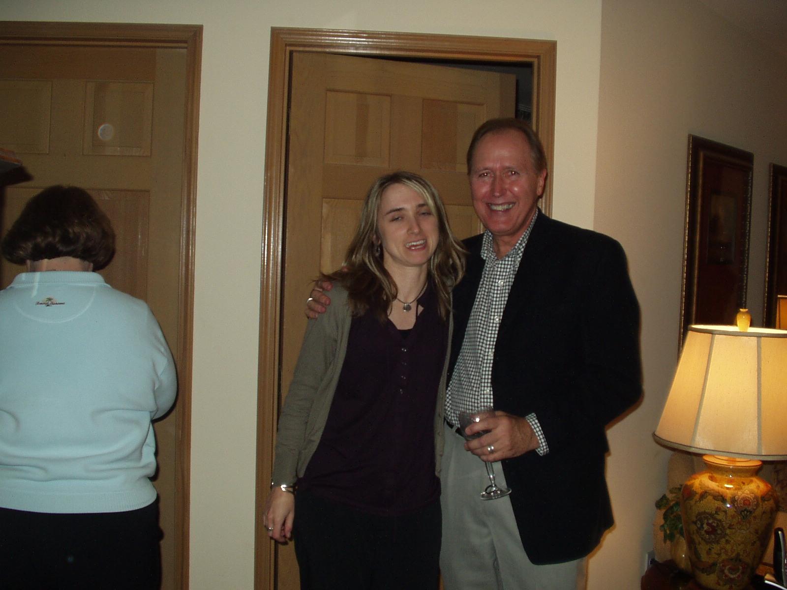 Dennis Alexander With Amy Grinsteiner