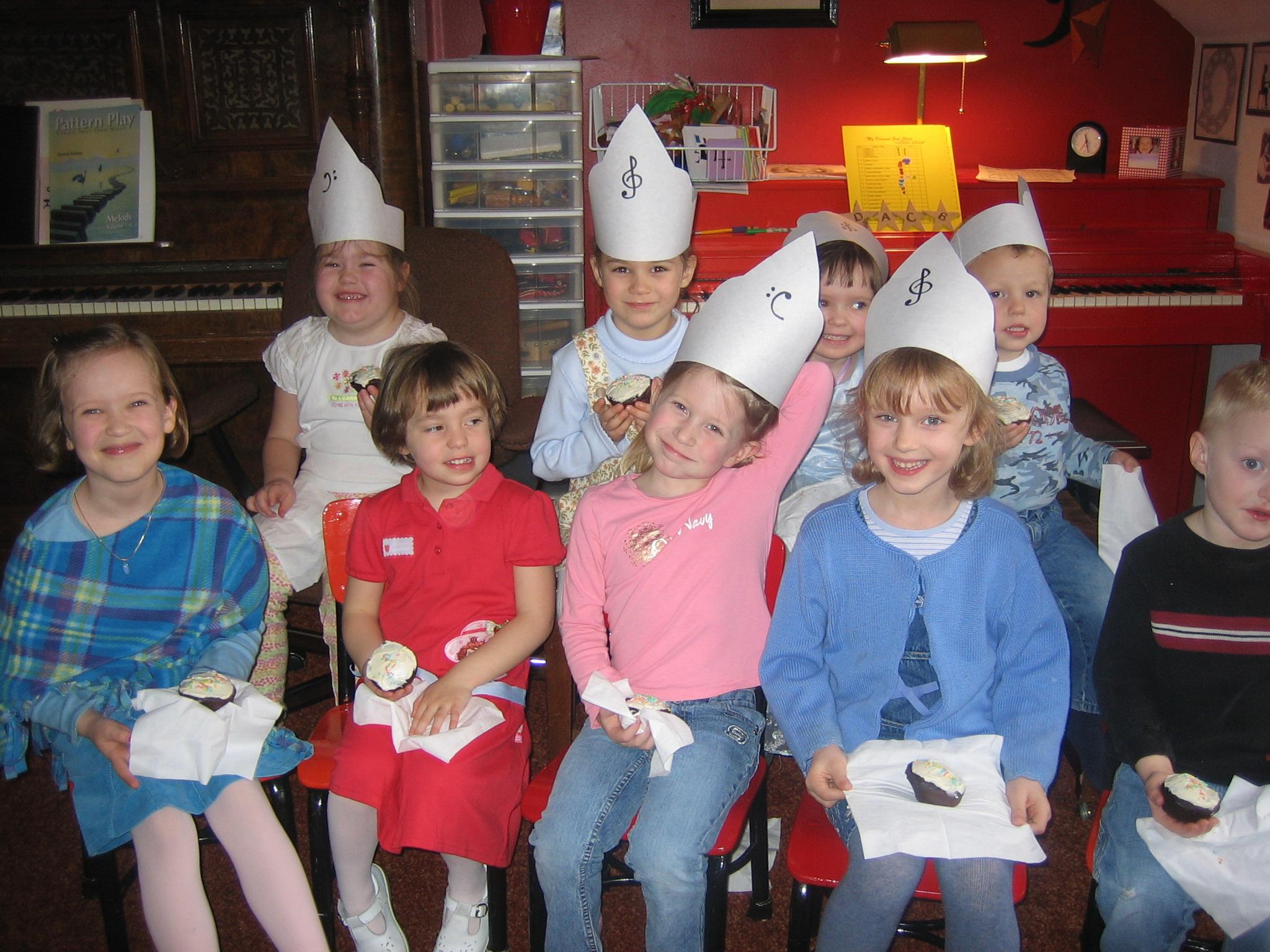 Joani Steck - Students