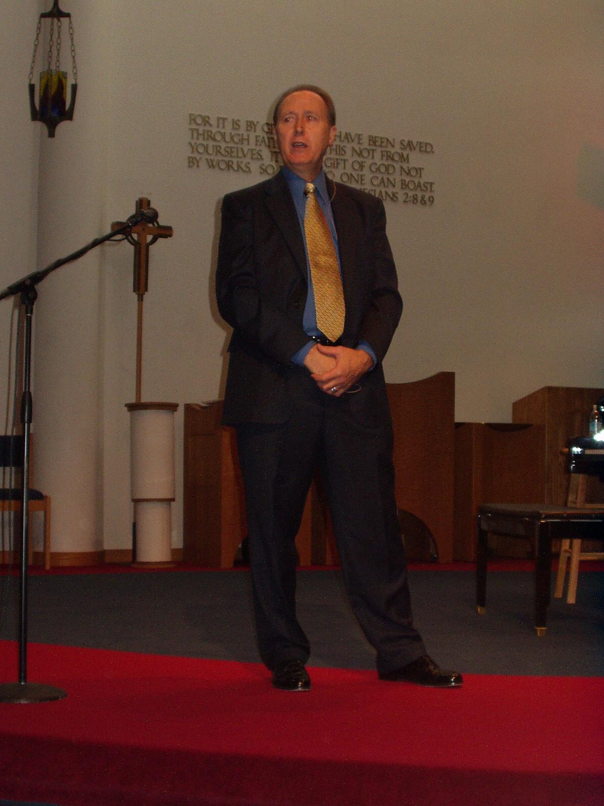 Dr. Dennis Alexander